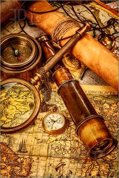 MAP #PocketWatches