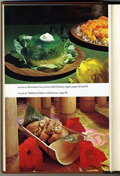 Trader Vic's Pacific Island Cookbook 1968. We got more bananas!!