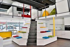 SI START Offices - Ljubljana - Office Snapshots