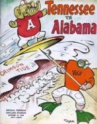 University of Tennessee Football Programs Tennessee Football, Crimson Tide Football, Alabama Football, Alabama Crimson Tide, College Football, Alabama Tennessee, University Of Tennessee, Tennessee Volunteers, Neyland Stadium