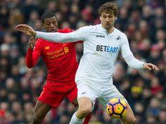 Team News: Injured Fernando Llorente absent for Swansea City
