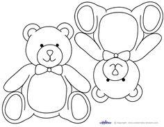 Blank Printable Teddy Bear Invitations Coolest Free Printables