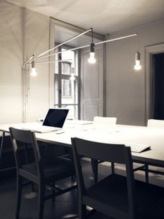 Minimalist Office #workspace #decor #creative