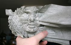 Origami Masks and Tessellations by Joel Cooper paper origami