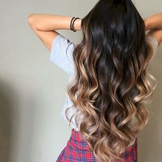 03 Beautiful Brunette Balayage Hair Color Ideas