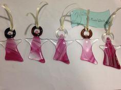 multi cultural angel ornaments