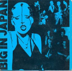 """Big In Japan - Nothing special [1978, Zoo Records CAGE 001│U.K.] - 7""""/45 vinyl record"""
