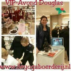 De Yogaboerderij , Lelystad bij Douglas VIP-Avond