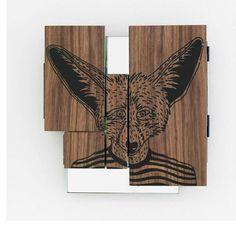 Jongeriuslab design studio by Designer Hella Jongerius Mirror Plates, Led Mirror, Metal Mirror, Fennec, American Walnut, Design Studio, Dezeen, New Work, Moose Art