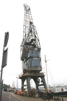 Más tamaños | Figee Dockside Cargo Crane, Amsterdam | Flickr: ¡Intercambio de fotos!