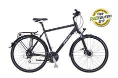 Green's Kensington ist Preis-Leistungssieger! In der aktuellen Ausgabe des Magazins #RADtouren wurden #Trekkingräder bis 700 € getestet und wir waren erfolgreich dabei! #trekkingrad, #preisleistung, #sportive, #wendig, #fun, #sicher, #Straßenausstattung