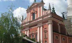 The Franciscan Church, Photo of Ljubljana - IgoUgo