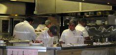 Salt – New American Table — McAllen  Open  kitchen concept  Masterchef/Owner  Larry Delgado at the helm.