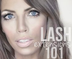 All your questions about lash extensions ANSWERED!
