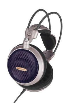 Amazon.com: Audio-Technica ATH-AD700 Open-air Dynamic Audiophile Headphones: Electronics