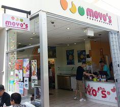 Moyo's Frozen Yogurt - Japan Center/San Francisco