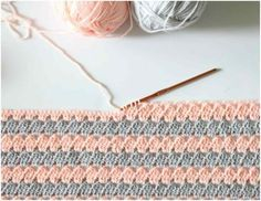 Daisy Farm offers today new version of Granny Blanket. Really cute. It's obligatory to keep if you never tried this project. Enjoy :) If you looking Don't forget to share your final wor…