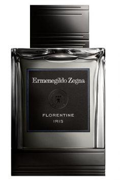 Florentine Iris Ermenegildo Zegna. Florentine Iris encompasses three different iris notes, accompanied with bergamot, jasmine, violet and musk.