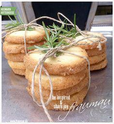 Rosmary Cookies by Martha Stewart - www.fraumau.de