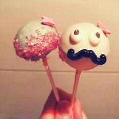 Mr. Mrs. Cakepop