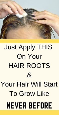 Just apply this on your hair roots for non-stop hair growth r INTROHAIR™ Natural ReGrowth Serum Hair Remedies For Growth, Hair Loss Remedies, Hair Thickening Remedies, Remedies For Thinning Hair, Hair Regrowth, Tips Belleza, Hair Care Tips, Hair Health, Beauty Hacks