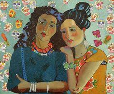 by Kathy Sosa - jAzul y Caramelo