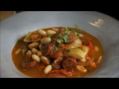 How to Make Sausage Bean Soup - #NigelSlater's Simple Suppers #BbcFood #Recipe