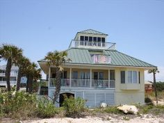 St George Island House Rental: Just Across Street From Beach, W/ Private Pool & Pet Friendly! | HomeAway