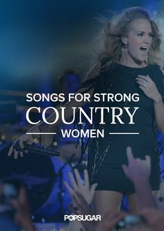 Your Country Girl Power Playlist