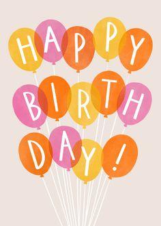 Happy Birthday Greetings Friends, Happy Birthday Celebration, Happy Birthday Messages, Happy Birthday Quotes, Happy Birthday Images, Birthday Photos, Happy B Day, Lettering, York