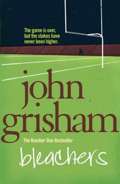 Bleachers by John Grisham (Book) - High school All-American Neely Crenshaw was probably the best quarterback to play for the legendary Messina Spartans. 15 years have gone since those glory days and Neely comes home to bury Coach Eddie Rake, the man who moulded the Spartans into an unbeatable football dynasty. Sitting in the bleachers waiting for the dimming field lights to signal his passing, the  players try to decide once and for all whether they love Eddie Rake - or hate him.