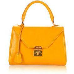 Beautiful Mark Cross satchel