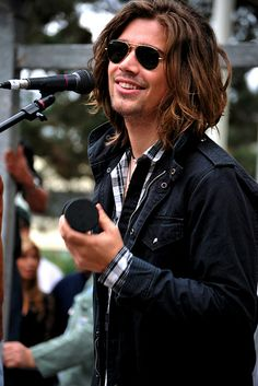 Zac Hanson <3 Favorite Hanson brother