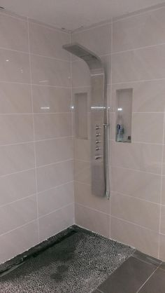 Rain Waterfall Shower Panel Tower #showerpanels | Shower Panels | Pinterest  | Shower Panels, Waterfall Shower And Tower