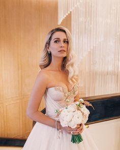 Strapless Wedding Dresses Wedding dress NORA by Blammo-Biamo A-line wedding dress with Luxury Wedding Dress, Princess Wedding Dresses, Perfect Wedding Dress, Boho Wedding Dress, Dream Wedding Dresses, Bridal Dresses, Wedding Gowns, Anastasia, Corset