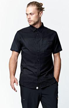 Camden Short Sleeve Button Up Shirt