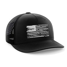 da331d11128 New Tactical Pro Supply American Flag Distressed Snapback Hat.   24.95   from top store