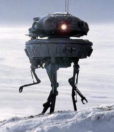 Probe Droid (Star Wars - Episode V - The Empire Strikes Back)