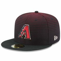 New Era 59fifty MLB On Field Fitted Hat Cap - Arizona Diamondbacks Home 019bc07b36c6