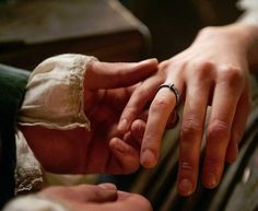 S1 Ep7 - The Wedding - Claire and Jamie - screencap