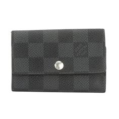 Louis Vuitton Damier Graphite Multicles 6-key Case (Pre Owned)