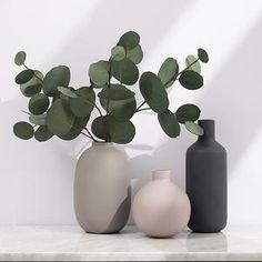 Vase Centerpieces, Vases Decor, Bud Vases, Flower Vases, Home Flower Arrangements, Cheap Vases, Ceramic Materials, Modern Ceramics, Decoration Table