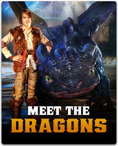 How to train your Dragon LIVE! in columbus at the Schottenstein center oct 11-14th, OH YAEH I'M GOING!