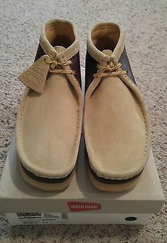 NEW! Clarks Originals x Rocky Mountain Featherbed Wallabee