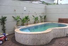 Inspirations d co les spas schwimmbecken g rten und for Gartenpool eingebaut
