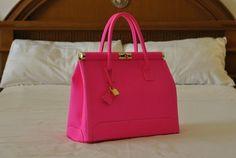 ♥ Pink Birkin Handbag