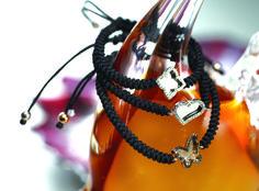 #macrame #bracelet #liali #jewellery
