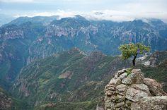 Barranca del Cobre, Divisadero, Chihuahua, Mexico by Mario Graziano, via Flickr