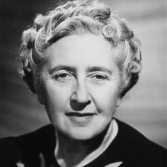 Agatha Christie was one of the most successful crime novelists and playwrights of the 20th century.