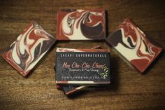 MAY CHACHA CHANG - Handcrafted Luxury Soap